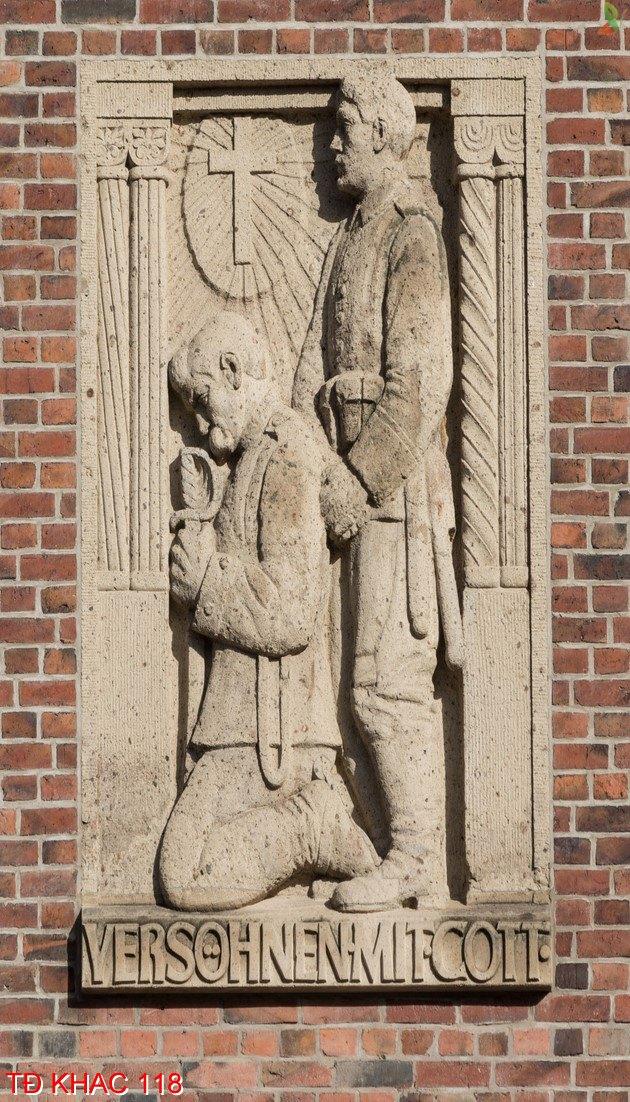 TÐ Khac 118 - Tranh điêu khắc TÐ Khac 118