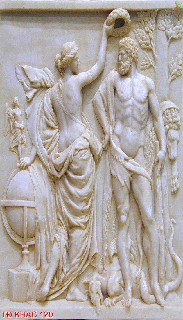TÐ Khac 120 - Tranh điêu khắc TÐ Khac 120