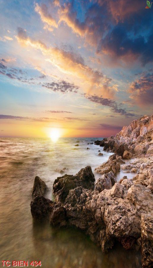 Tranh cảnh biển 434