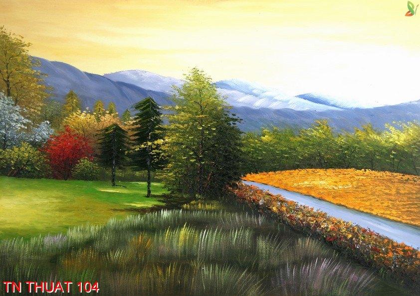 TN Thuat 104 - Tranh nghệ thuật TN Thuat 104