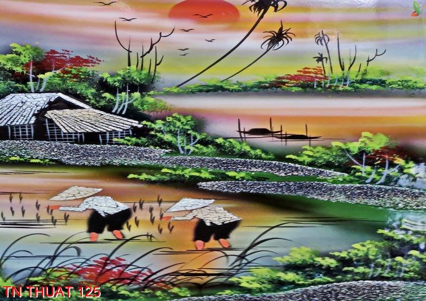 TN Thuat 125 - Tranh nghệ thuật TN Thuat 125