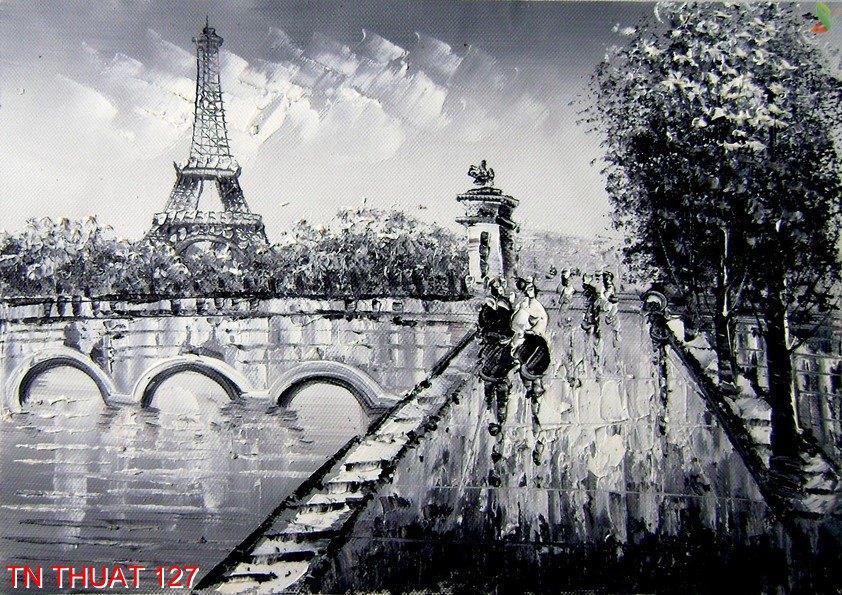 TN Thuat 127 - Tranh nghệ thuật TN Thuat 127
