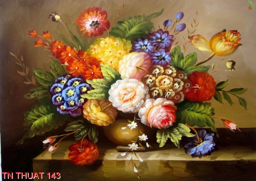TN Thuat 143 - Tranh nghệ thuật TN Thuat 143