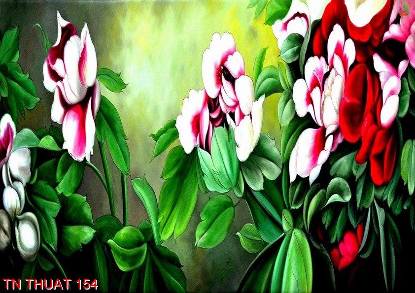 TN Thuat 154 - Tranh nghệ thuật TN Thuat 154