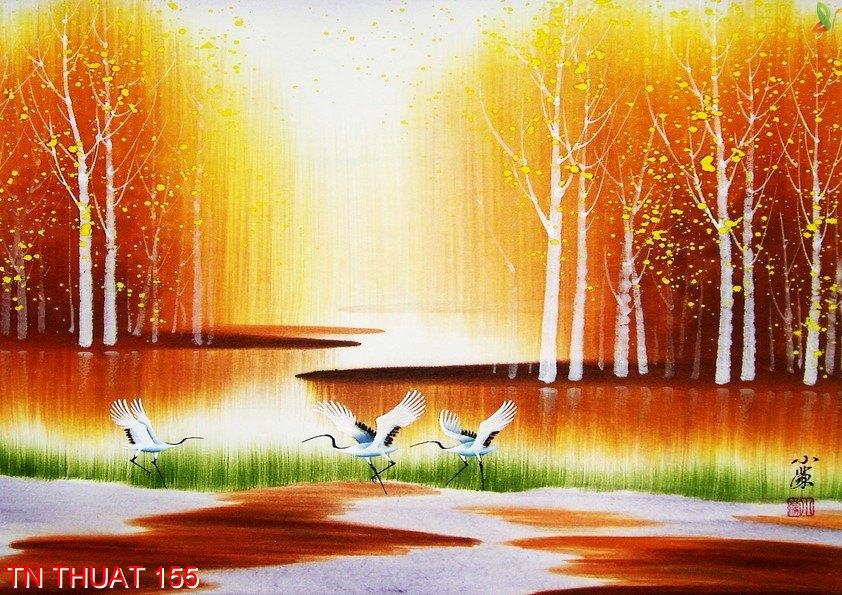 TN Thuat 155 - Tranh nghệ thuật TN Thuat 155