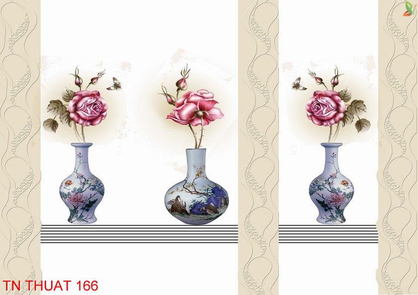 TN Thuat 166 - Tranh nghệ thuật TN Thuat 166