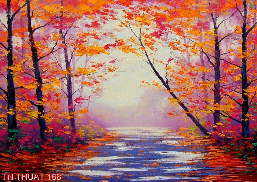TN Thuat 168 - Tranh nghệ thuật TN Thuat 168