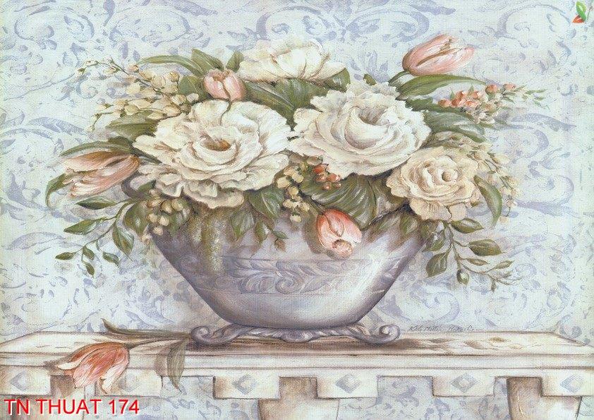 TN Thuat 174 - Tranh nghệ thuật TN Thuat 174