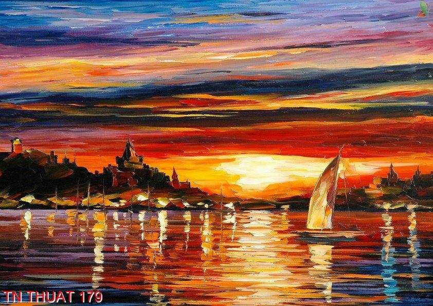 TN Thuat 179 - Tranh nghệ thuật TN Thuat 179