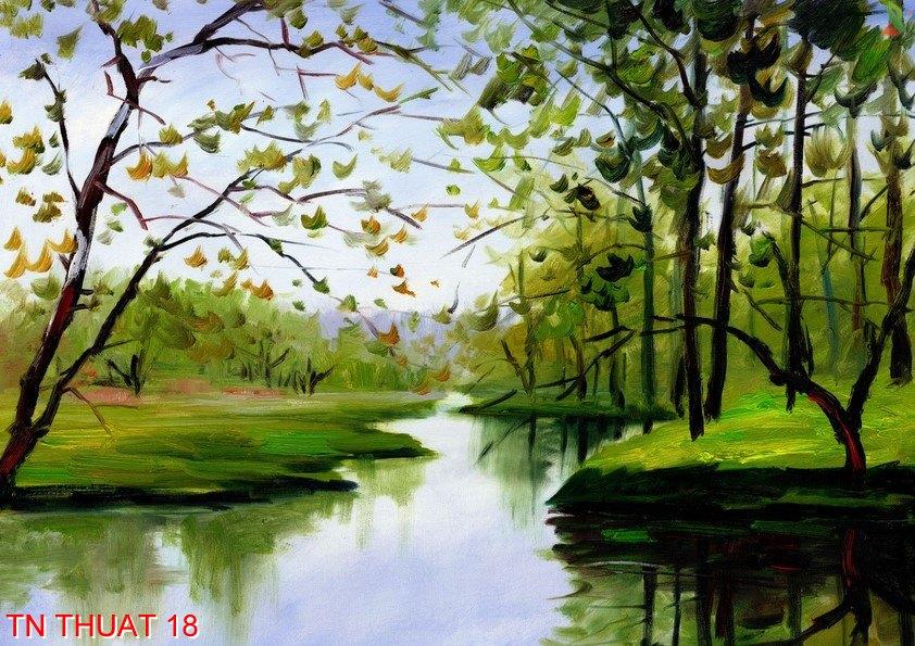TN Thuat 18 - Tranh nghệ thuật TN Thuat 18