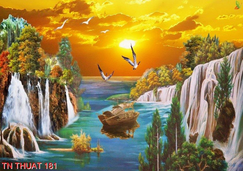 TN Thuat 181 - Tranh nghệ thuật TN Thuat 181