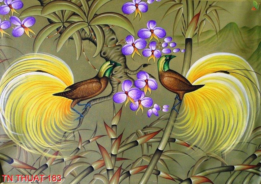 TN Thuat 183 - Tranh nghệ thuật TN Thuat 183