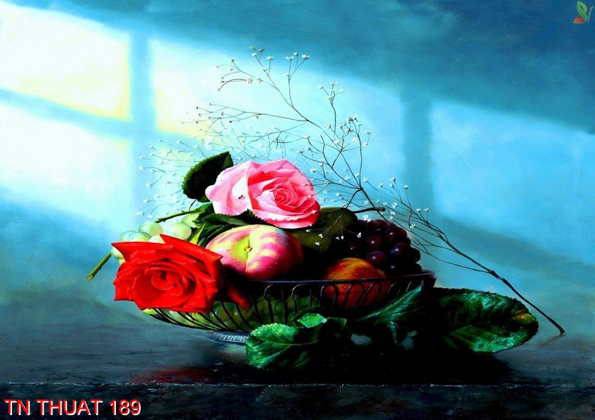 TN Thuat 189 - Tranh nghệ thuật TN Thuat 189