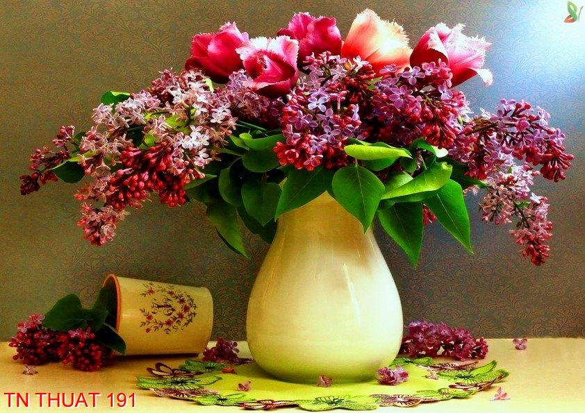 TN Thuat 191 - Tranh nghệ thuật TN Thuat 191