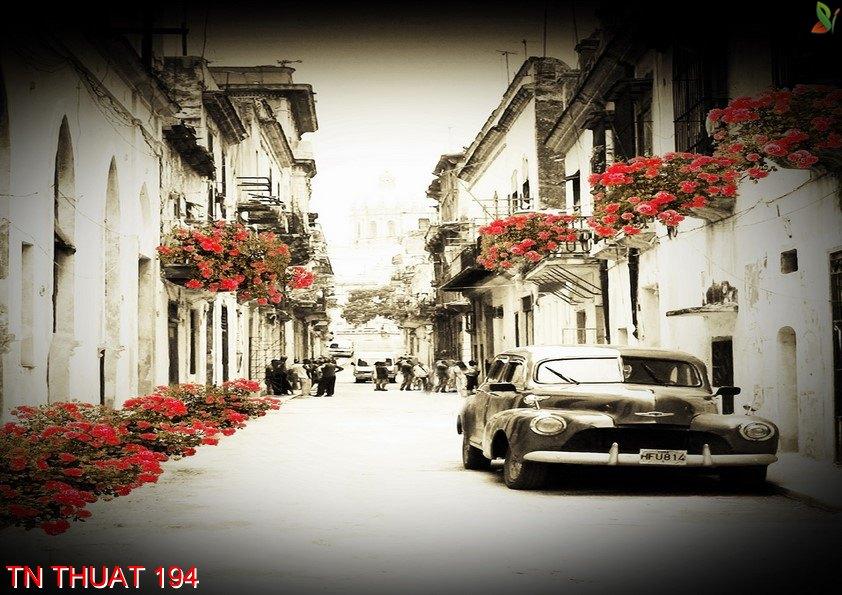 TN Thuat 194 - Tranh nghệ thuật TN Thuat 194