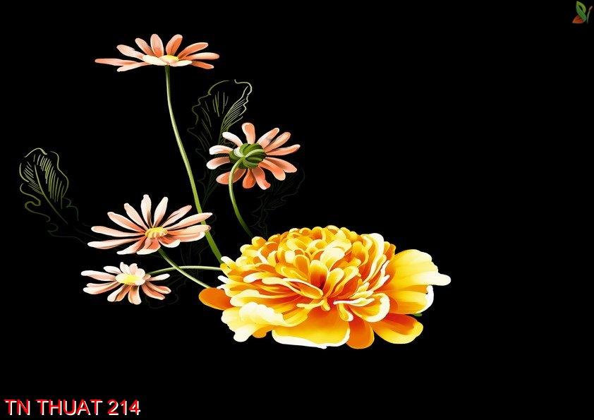 TN Thuat 214 - Tranh nghệ thuật TN Thuat 214