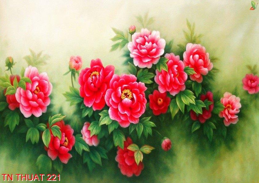 TN Thuat 221 - Tranh nghệ thuật TN Thuat 221