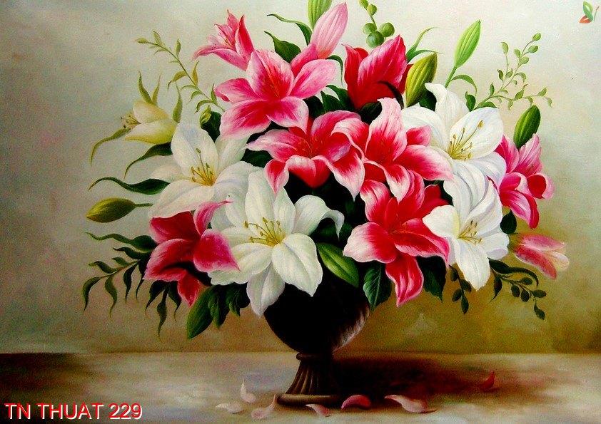TN Thuat 229 - Tranh nghệ thuật TN Thuat 229