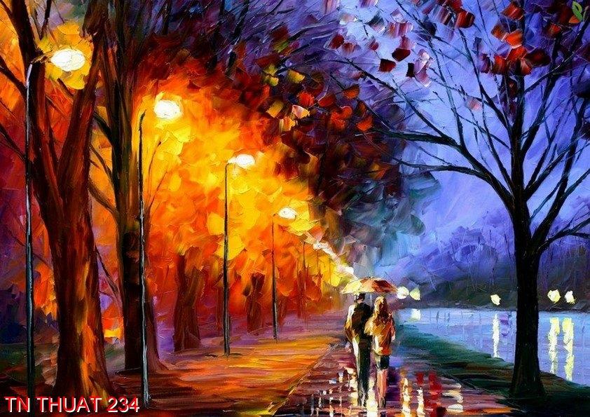 TN Thuat 234 - Tranh nghệ thuật TN Thuat 234