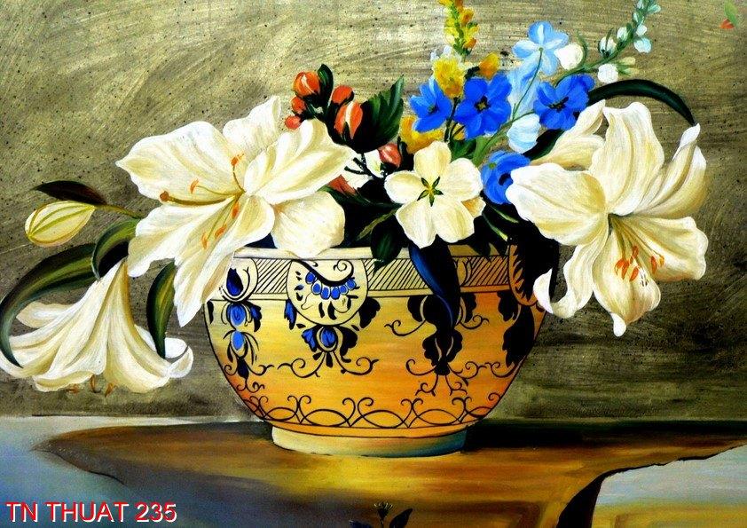 TN Thuat 235 - Tranh nghệ thuật TN Thuat 235