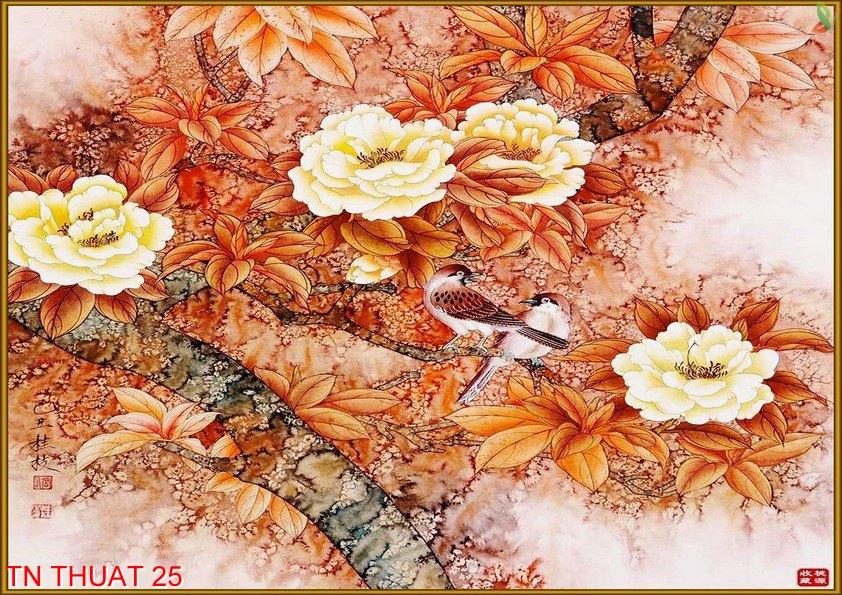 TN Thuat 25 - Tranh nghệ thuật TN Thuat 25