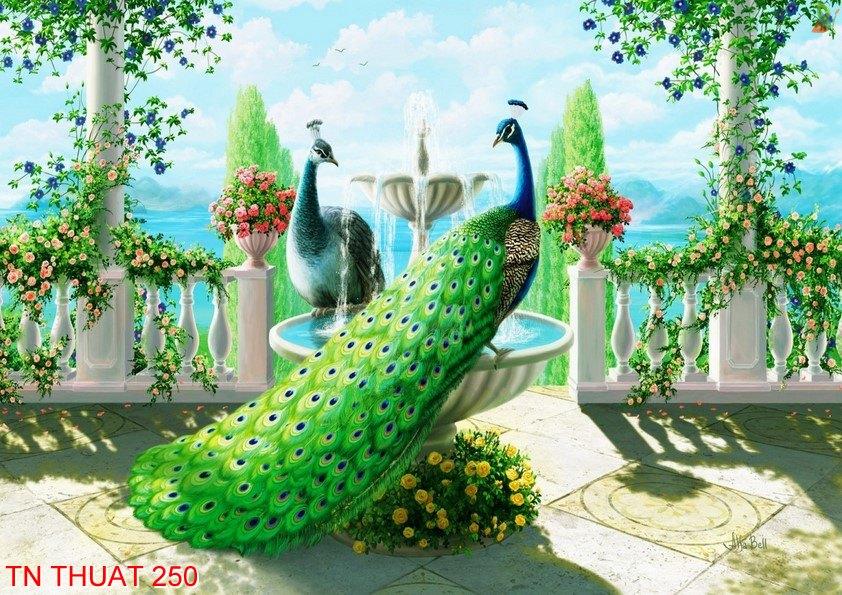 TN Thuat 250 - Tranh nghệ thuật TN Thuat 250