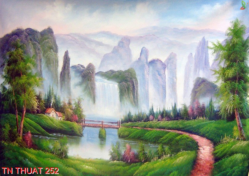 TN Thuat 252 - Tranh nghệ thuật TN Thuat 252