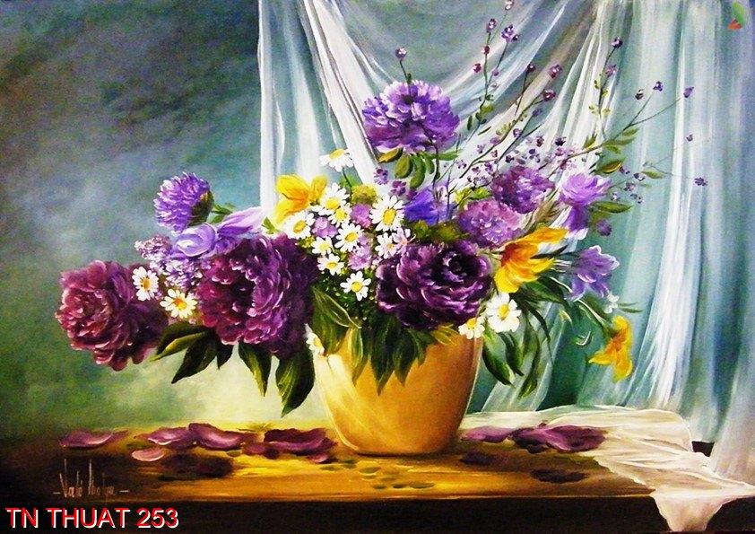 TN Thuat 253 - Tranh nghệ thuật TN Thuat 253