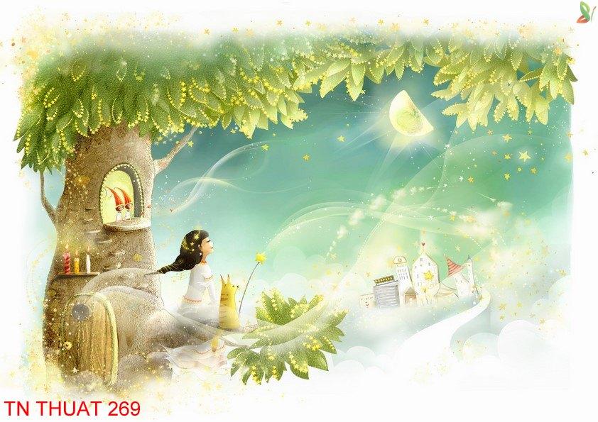 TN Thuat 269 - Tranh nghệ thuật TN Thuat 269