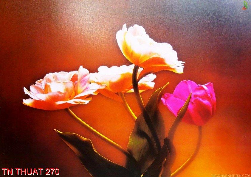 TN Thuat 270 - Tranh nghệ thuật TN Thuat 270