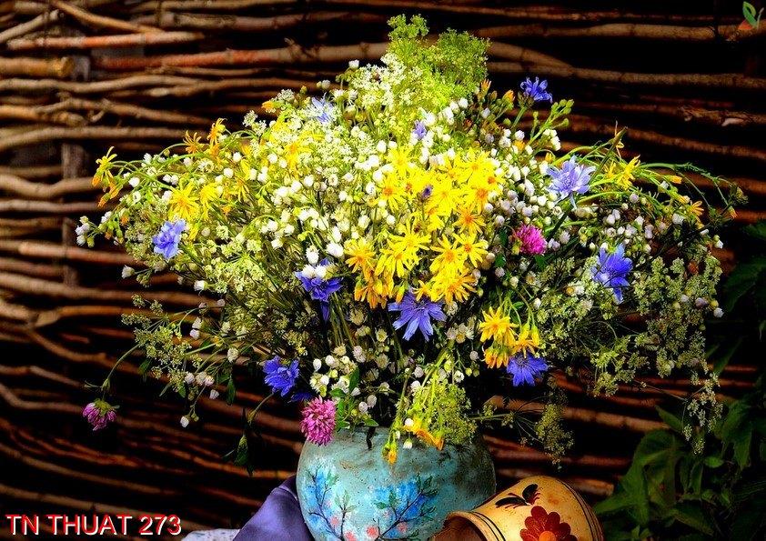TN Thuat 273 - Tranh nghệ thuật TN Thuat 273