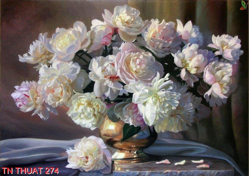 TN Thuat 274 - Tranh nghệ thuật TN Thuat 274