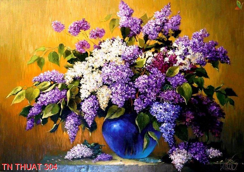 TN Thuat 304 - Tranh nghệ thuật TN Thuat 304