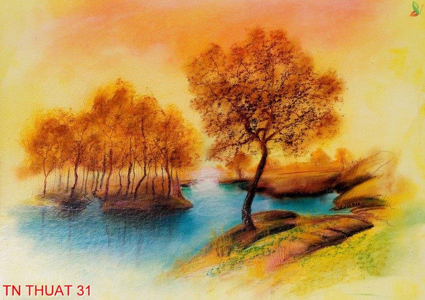 TN Thuat 31 - Tranh nghệ thuật TN Thuat 31