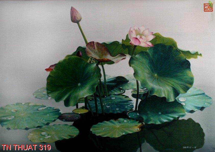TN Thuat 319 - Tranh nghệ thuật TN Thuat 319