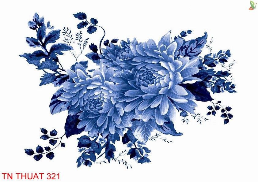 TN Thuat 321 - Tranh nghệ thuật TN Thuat 321