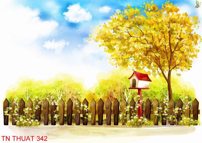 TN Thuat 342 - Tranh nghệ thuật TN Thuat 342