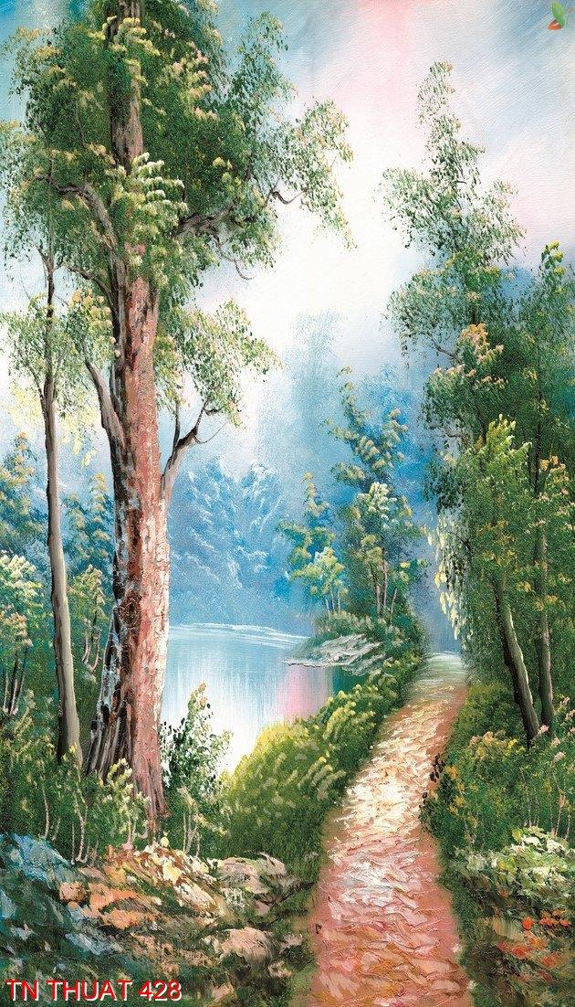 TN Thuat 428 - Tranh nghệ thuật TN Thuat 428