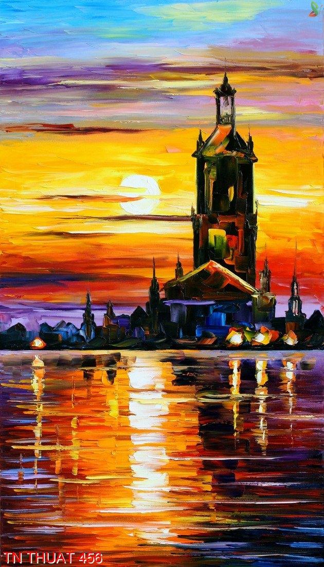 TN Thuat 456 - Tranh nghệ thuật TN Thuat 456