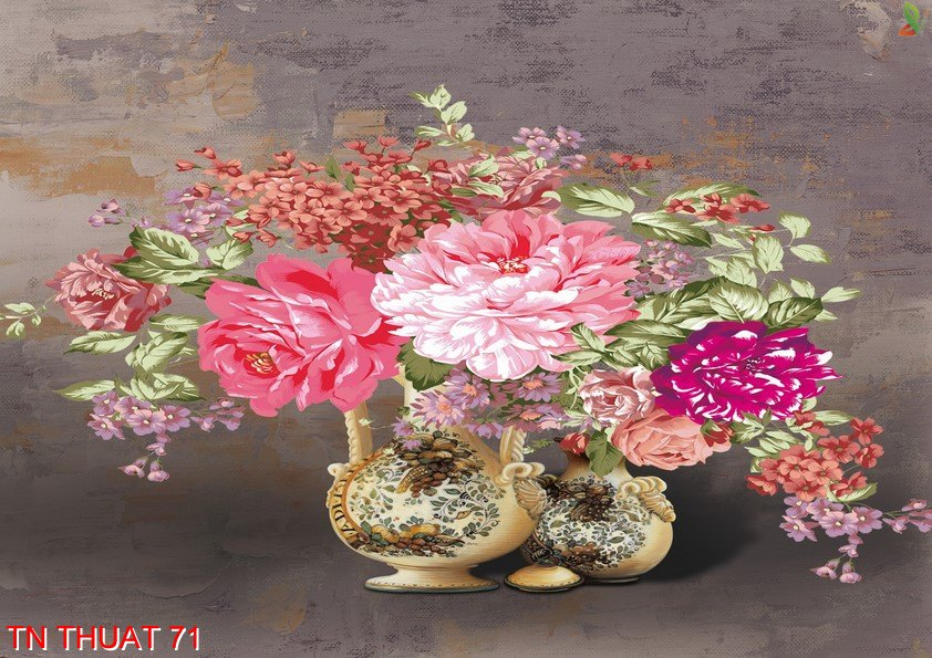 TN Thuat 71 - Tranh nghệ thuật TN Thuat 71