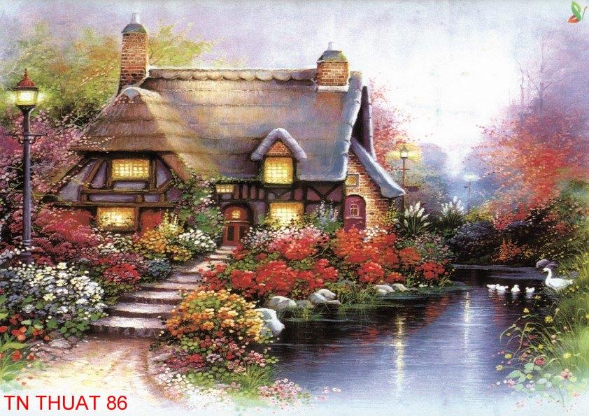 TN Thuat 86 - Tranh nghệ thuật TN Thuat 86
