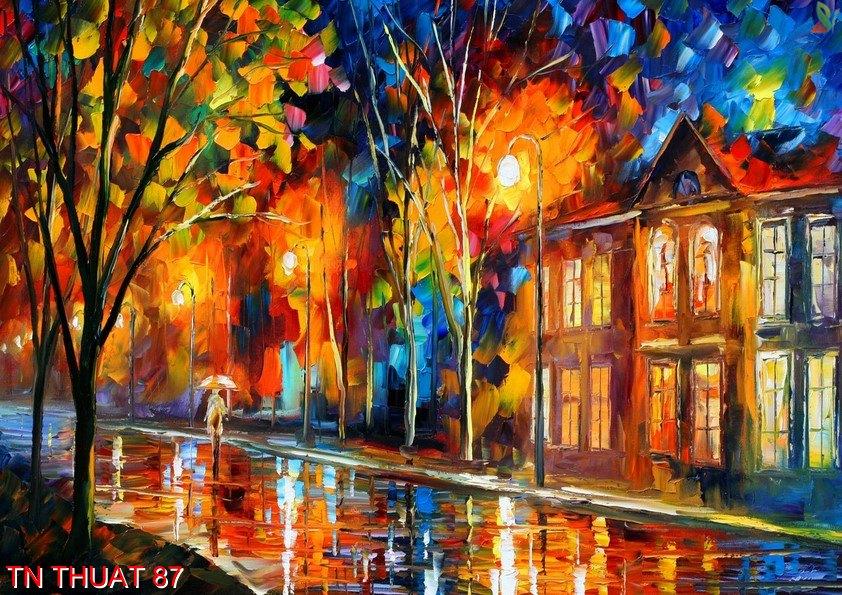 TN Thuat 87 - Tranh nghệ thuật TN Thuat 87