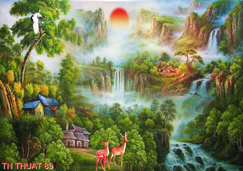 TN Thuat 89 - Tranh nghệ thuật TN Thuat 89