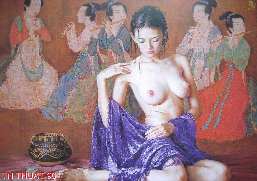 TN Thuat 90 - Tranh nghệ thuật TN Thuat 90