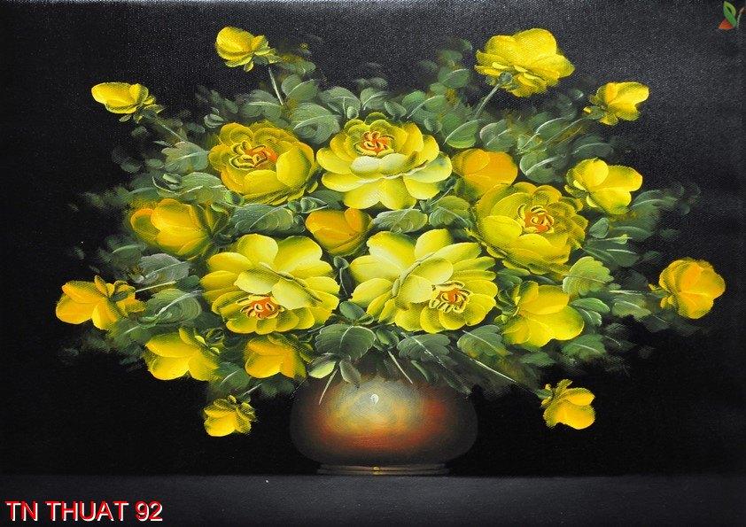 TN Thuat 92 - Tranh nghệ thuật TN Thuat 92
