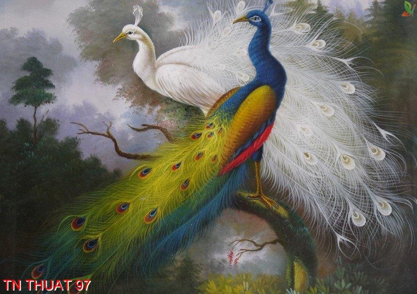 TN Thuat 97 - Tranh nghệ thuật TN Thuat 97