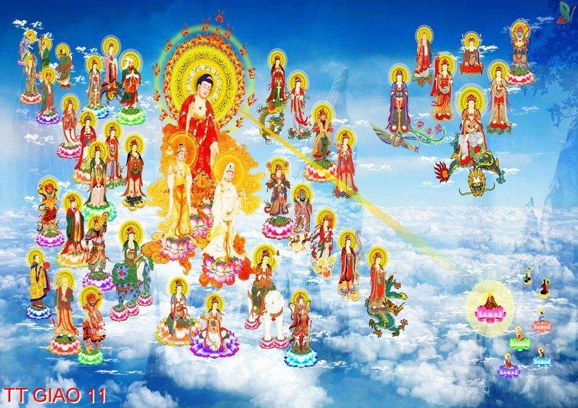 TT Giao 11 - Tranh tôn giáo TT Giao 11
