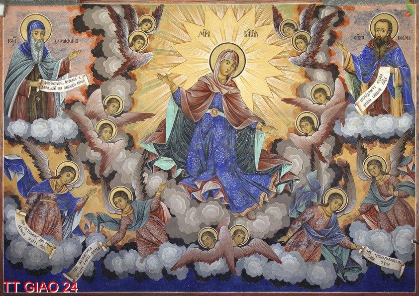 TT Giao 24 - Tranh tôn giáo TT Giao 24