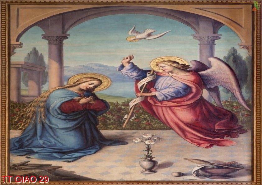 TT Giao 29 - Tranh tôn giáo TT Giao 29