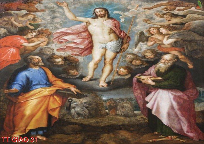 TT Giao 31 - Tranh tôn giáo TT Giao 31
